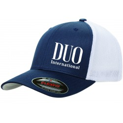 Duo Flexfit Cap Blue/White