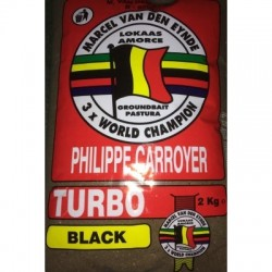 VDE Black Turbo Groundbait